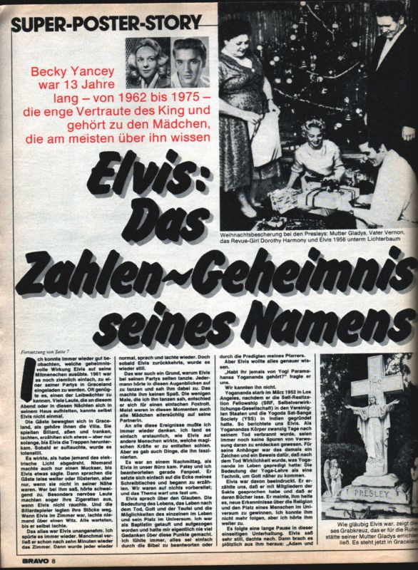 Blog de elpresse : ELVIS ET LE ROCKABILLY, MAGASINE PRESSE EPOQUE